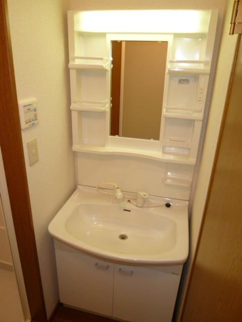 アンプルール ブワ フォーエヴァ 102号室の洗面所