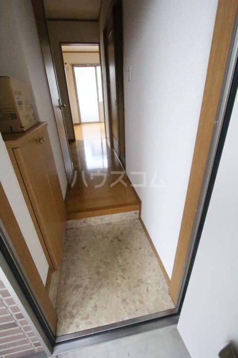 ISIDASOU 101号室の玄関