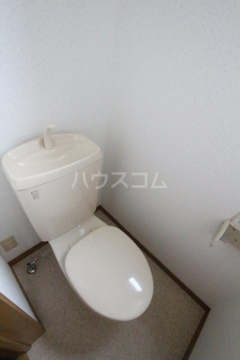 ISIDASOU 101号室のトイレ
