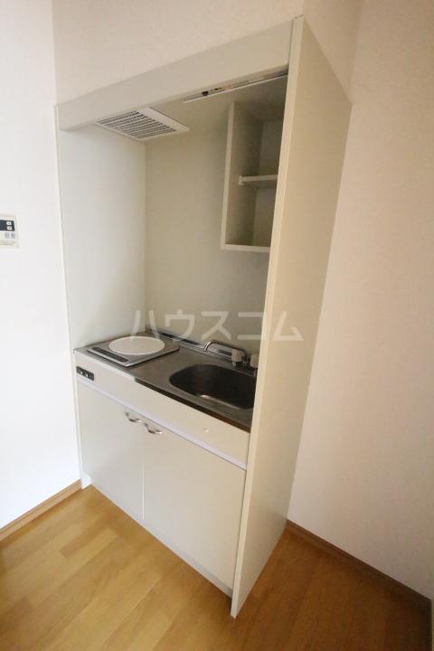 ISIDASOU 101号室のキッチン