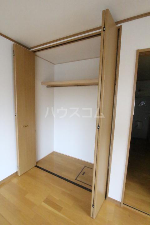 ISIDASOU 101号室の収納