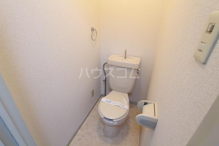 グリーンスポット95 210号室のトイレ