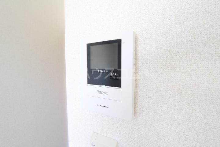グリーンスポット95 210号室のセキュリティ