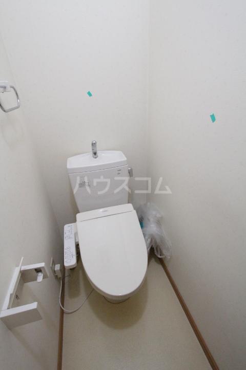 スマイルM&E 東館のトイレ