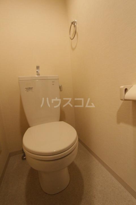 アーバンポイント豊田 502号室のトイレ