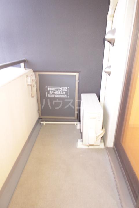 アーバンポイント豊田 502号室のバルコニー