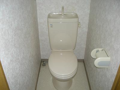 シェルウィン 105号室のトイレ
