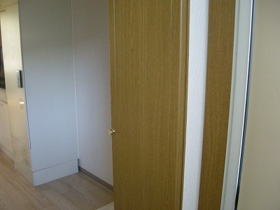 シェルウィン 105号室の玄関