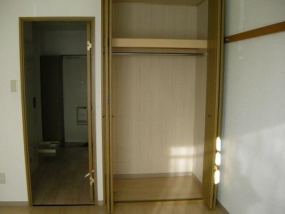 シェルウィン 105号室の収納