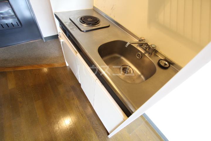 FESTA80 210号室のキッチン