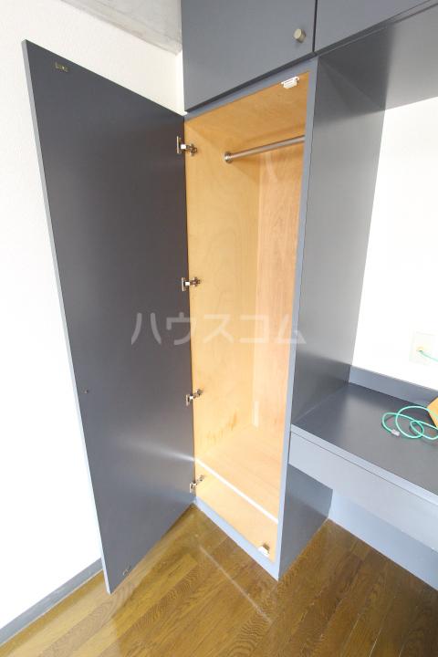 FESTA80 210号室の収納