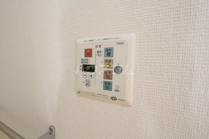 ボヌールハウス 103号室の設備