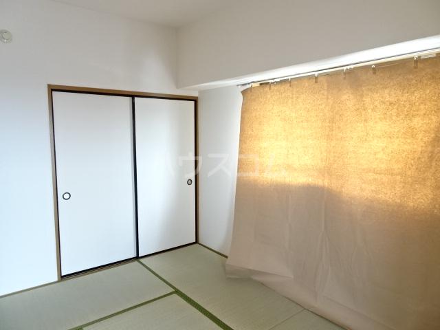 フレックス上豊田 403号室の居室