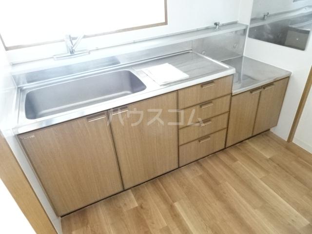 フレックス上豊田 403号室のキッチン