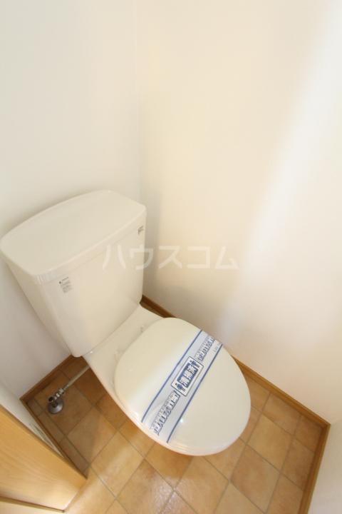 Good Stay Ucchi 106号室のトイレ