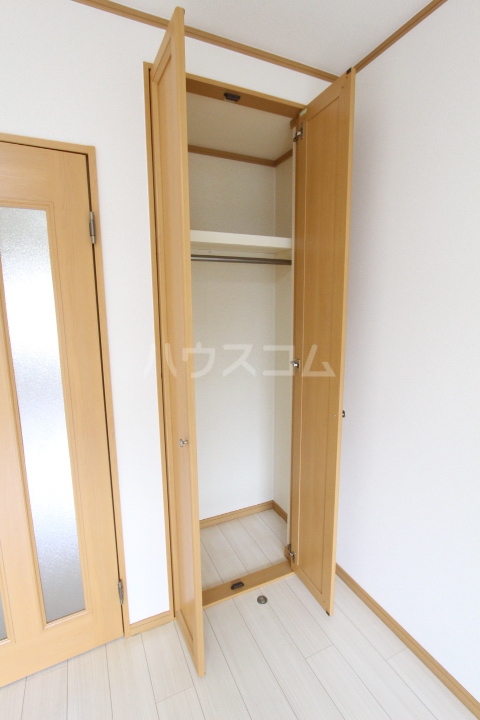 Good Stay Ucchi 106号室の収納