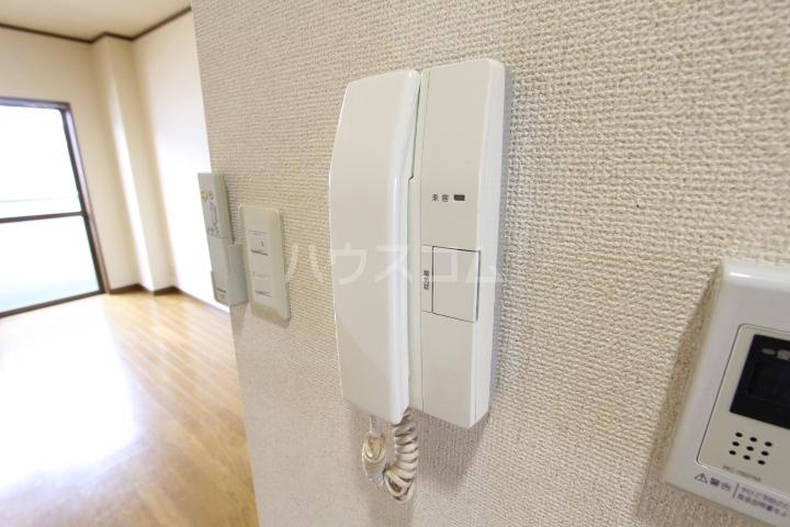 ラルーチェ若宮 403号室のセキュリティ