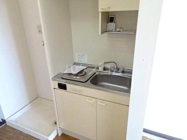 フェリシア上豊田 102号室のキッチン