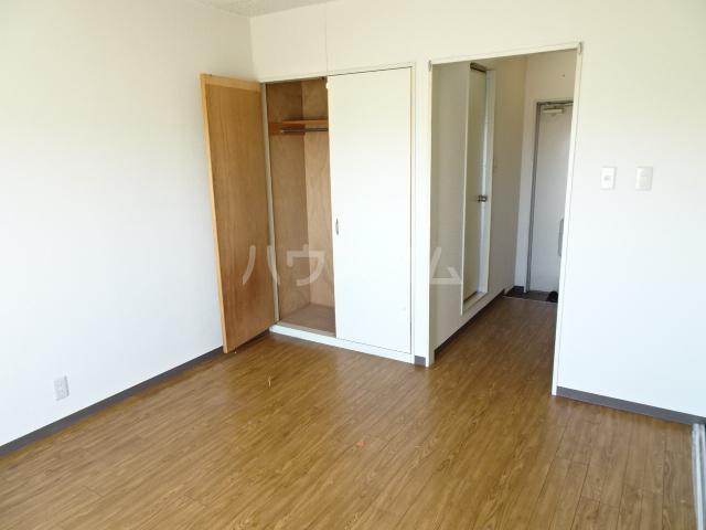 フェリシア上豊田 301号室のベッドルーム