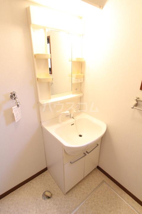 ソフィアK 101号室の洗面所