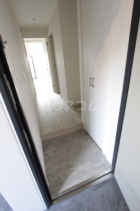 RESIDENCIA TOYOTA SAKURAMACHI 601号室のバルコニー