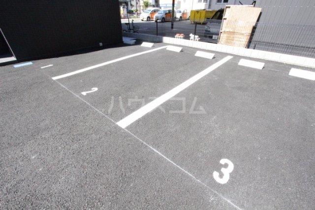 RESIDENCIA TOYOTA SAKURAMACHI 601号室の駐車場