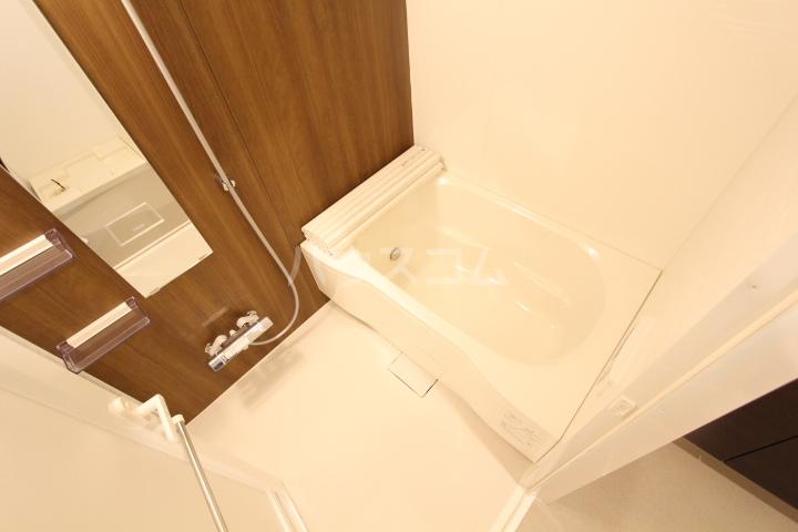 RESIDENCIA TOYOTA SAKURAMACHI 601号室の風呂