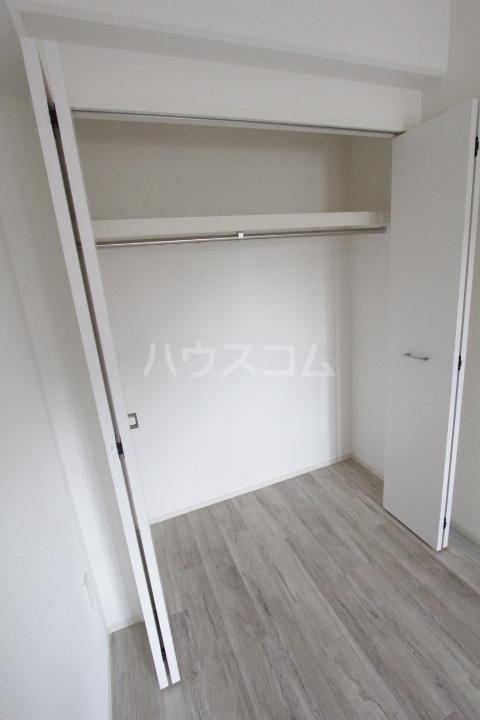 RESIDENCIA TOYOTA SAKURAMACHI 601号室の収納
