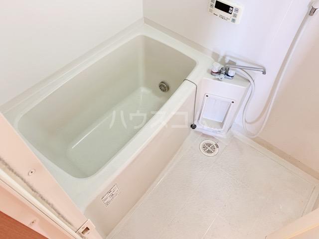 マカリイ 401号室の風呂