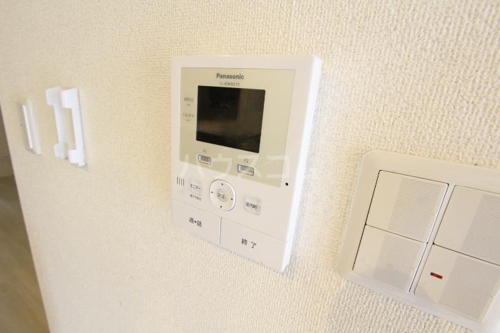WISH A号室のセキュリティ