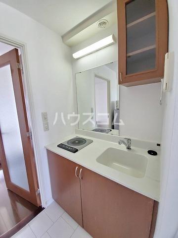 アイルーム豊田永覚Ⅰ 306号室の洗面所