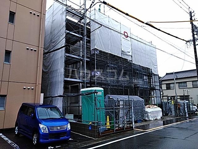 GRAND D-room豊田月見 205号室のエントランス