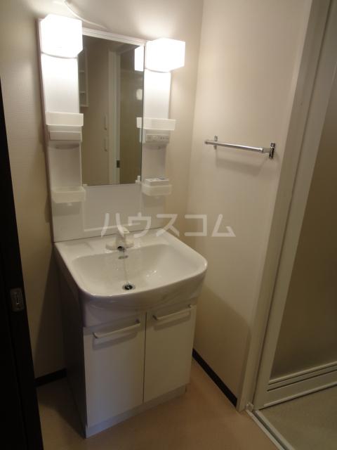 ことぶきパールコート 507号室の洗面所