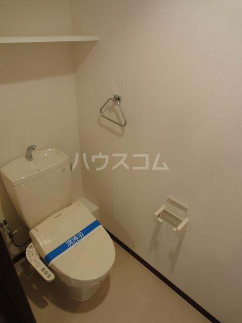 ことぶきパールコート 507号室のトイレ