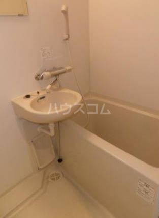 レクシオシティ王子神谷 1204号室の洗面所