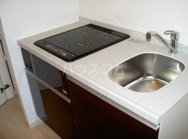 レクシオシティ王子神谷 1204号室のキッチン