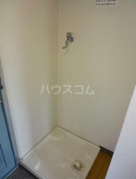 飛鳥ハイム 706号室の玄関