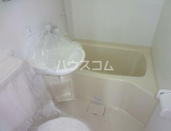 飛鳥ハイム 706号室の風呂