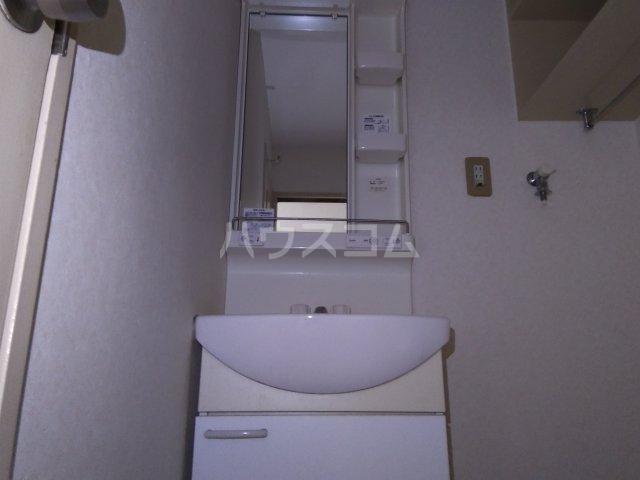 東建西が丘マンション 405号室の洗面所