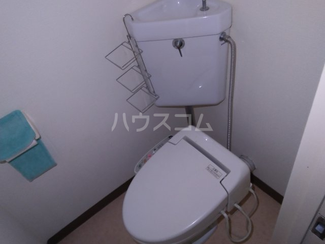 東建西が丘マンション 405号室のトイレ
