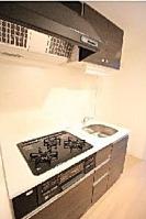 ミュール ソレアード 701号室のキッチン