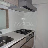 GENOVIA 王子神谷 skygarden 1004号室のキッチン