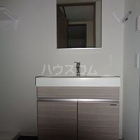 GENOVIA 王子神谷 skygarden 1004号室の洗面所