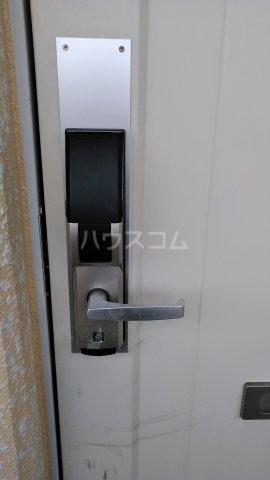 コーポ三鈴 602号室のセキュリティ