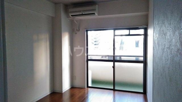 コーポ三鈴 602号室のベッドルーム