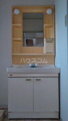 コーポ三鈴 602号室の洗面所