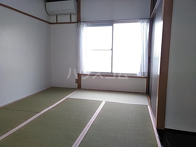 清水ハウス 12号室のベッドルーム