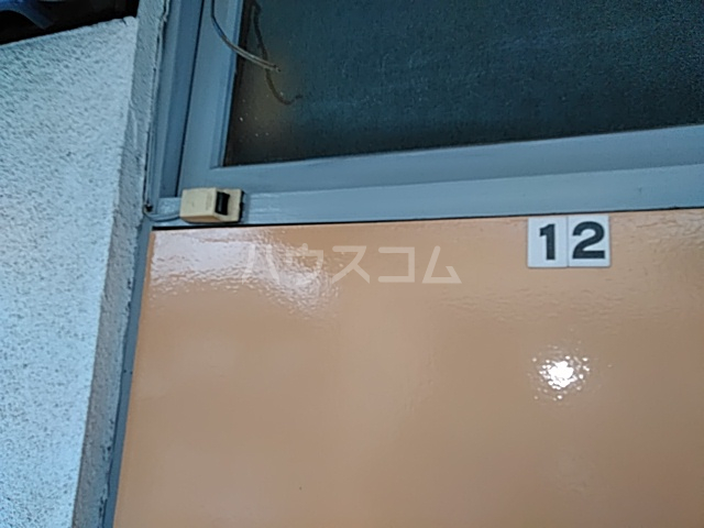 清水ハウス 12号室の設備