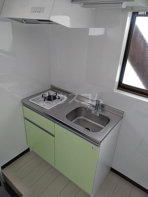 エスポワールミユキ 105号室のキッチン