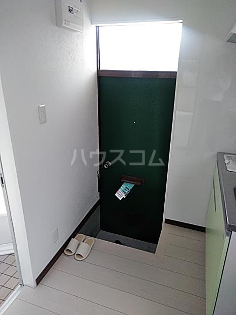 エスポワールミユキ 105号室の玄関
